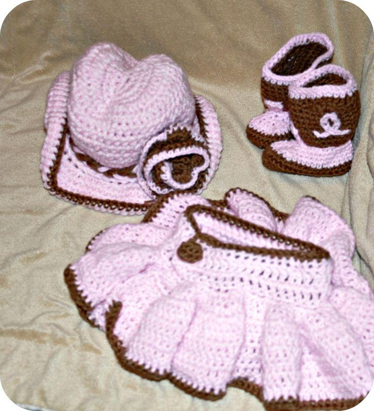 Crochet Mini Cowboy Hat Pattern : 1000+ images about crochet for babies & kids on Pinterest ...