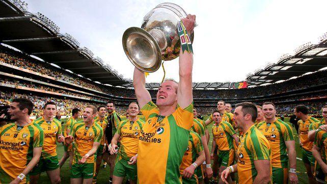 2012 All Ireland Gaelic Football champions, Donegal.