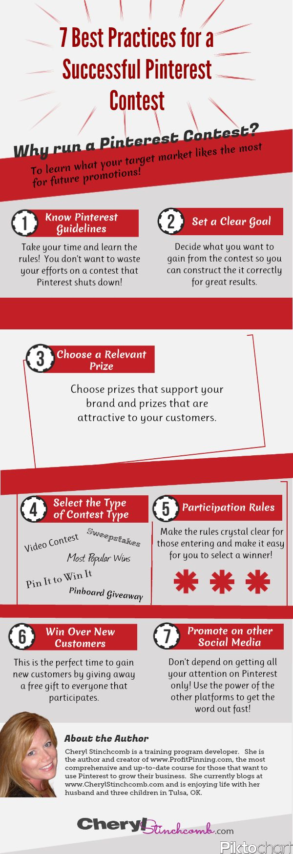 The 7 Best Practices for a Successful Pinterest Contest