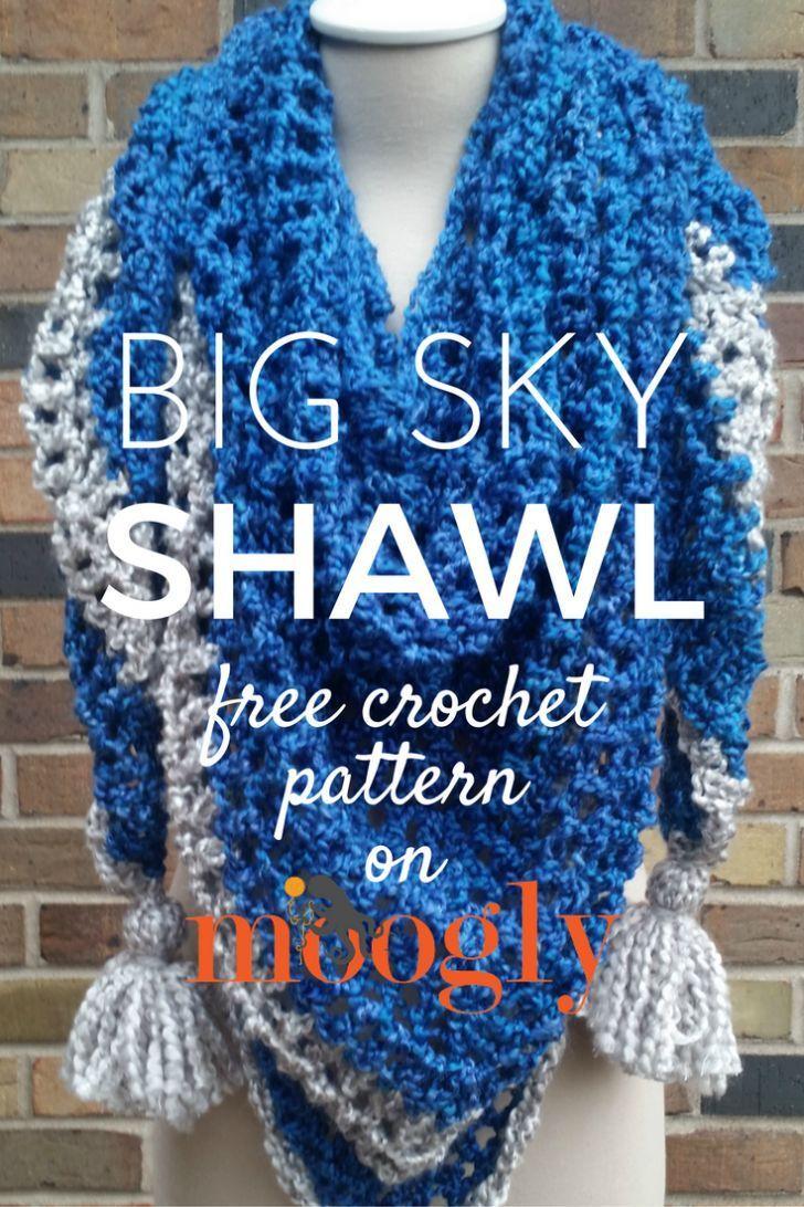Free Easy Halloween Pop Culture: 1000+ Ideas About Easy Crochet Shawl On Pinterest