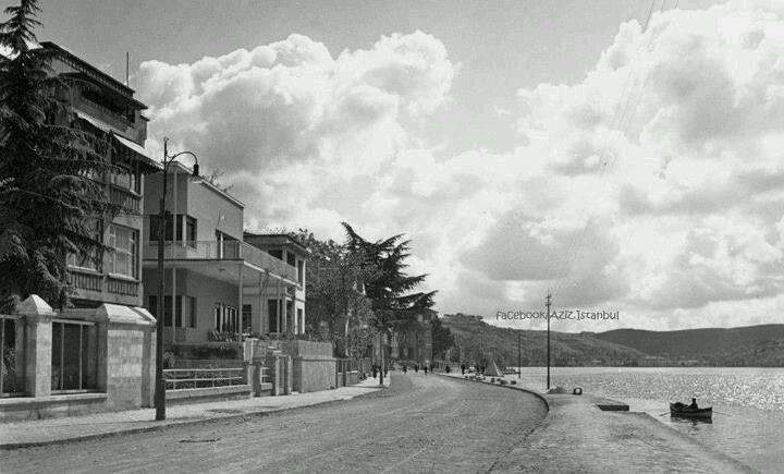Bebek-Asiyan arasi,1950