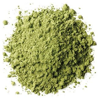 This organic matcha powder is ground from fine Japanese green tea leaves. It is the star of the centuries-old tea ceremony. Once prepared, it is consumed in its entirety