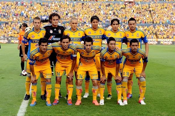 Tigres UANL vence 2-1 al Atlante, en duelo de la Jornada 2 del Apertura 2012.