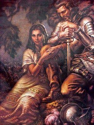 dona marina la malinche | ... la mujer conocida como La Malinche, o Doña Marina, quien ejemplifica