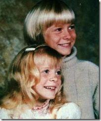 Kimberly e Kurt Cobain