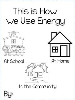 31 best Energy conservation activities for kids images on