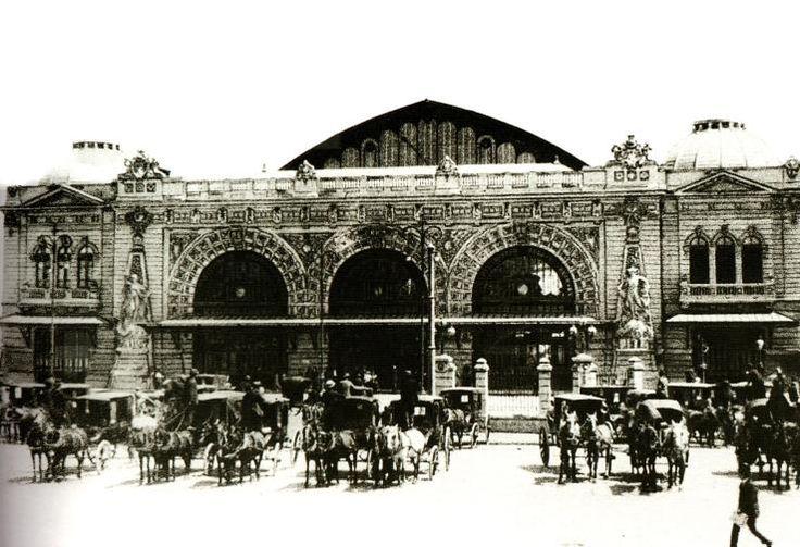 Estación Mapocho Santiago - Buscar con Google