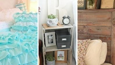 DIY Bedroom Ideas On A Budget For First Time Home Owner