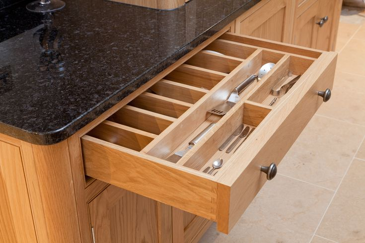 Cutlery Drawer Inserts 600mm