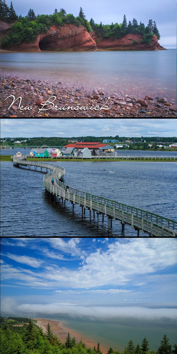 The province of New Brunswick has so much more to see and do than we ever imagined!