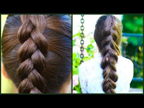 How To DUTCH BRAID for Beginners ★ DIY Step by Step Tutorial ★ Difference between Dutch & French - YouTube