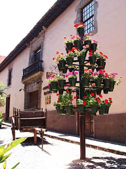 Casas de Los Balcones, La Orotava by tenerife holidays, via Flickr