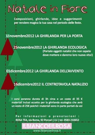 Natale in Fiore 2012