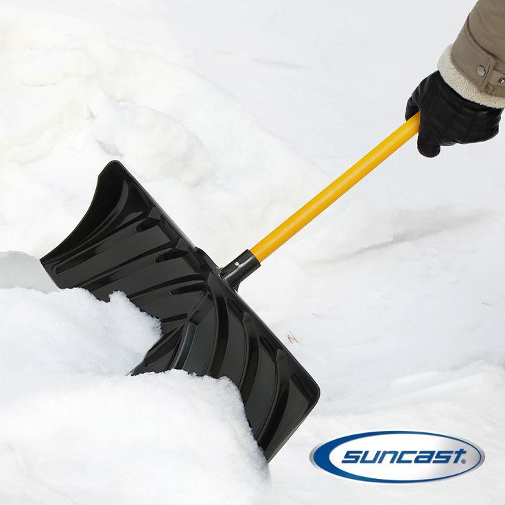Let Suncast do the heavy lifting this holiday season.