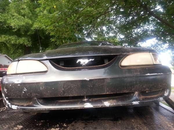 1998 Ford Mustang parts (Greensboro)
