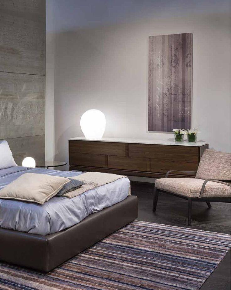 ISSUU - Natuzzi Italia Bed Catalog 2015 by Natuzzi