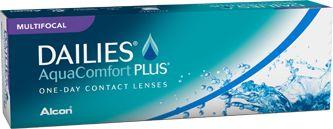 DAILIES® AquaComfort®  Multifocal Plus Contact Lenses