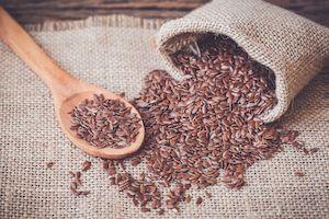 Bienfait des graines de lin