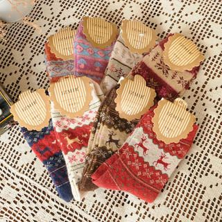 Buy 'MYHEART – Patterned Knit Socks' with Free International Shipping at YesStyle.com. Browse and shop for thousands of Asian fashion items from Taiwan and more!