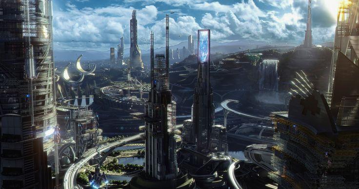 Miasto, Fantasy