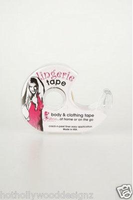 Lingerie Tape!  NO More Wardrobe Malfunctions!