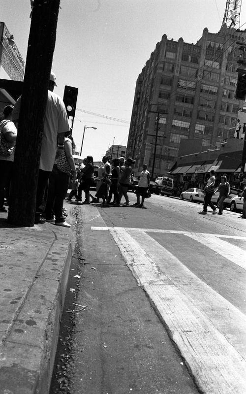 Garment District, Los Angeles Copyright: Don Michael Brown