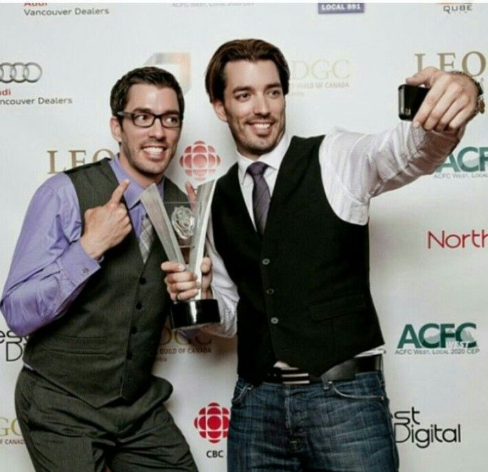 17 best images about television property brothers on for Is jonathan from property brothers gay