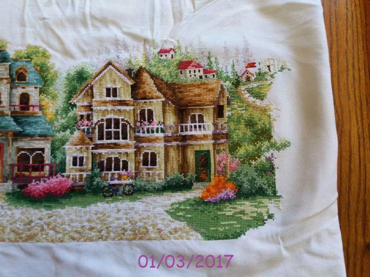 A Green Village, de DÔME - Etape n°25 du 1er mars 2017 (détails)
