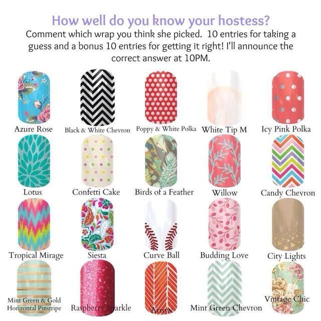 Hostess Games Tarabellsjams.jamberrynails.net