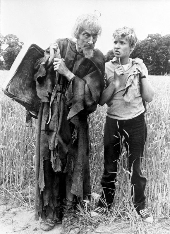 """On 15 February 1970 the British children's television series """"Catweazle"""" premieres on ITV. The series produced by """"London Weekend Televis..."""
