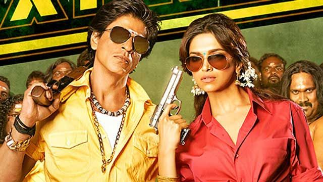 See the video of new promotion being made by Shahrukh Khan for his latest upcoming films Chennai Express. Click the link below. http://www.bollywoodchusky.com/bollywood/gossip/chennai-express-with-deepika-padukone-shahrukh-khan-and-rohit-shetty.html