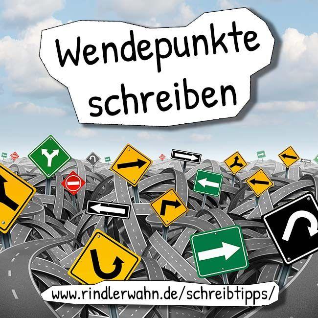 So gelingen überraschende #Wendepunkte : http://www.rindlerwahn.de/plot-point-wendepunkte-schreiben/ #plotpoint #wendepunkt #buchschreiben #plotten
