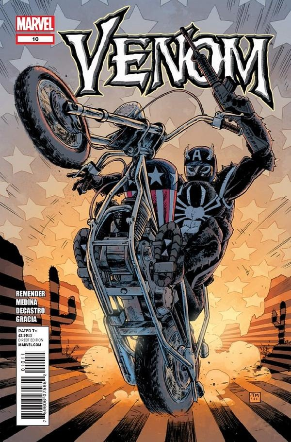 Venom #10 - Comic Book Cover | Comics | Pinterest