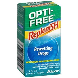#vision #OPTI-FREE #REPLENISH DROPS 10ML ALCON LABORATORIES INC
