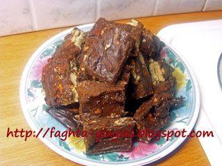 Φοντάν σοκολάτας με γεμιστά μπισκότα βανίλιας