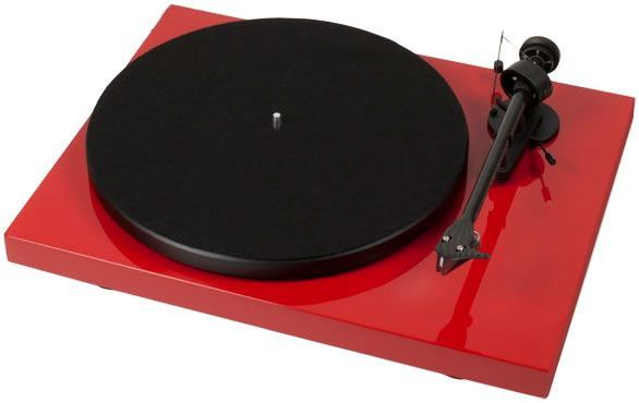 Pro Ject Audio Systems Stereo Turntable Turntable Record Players