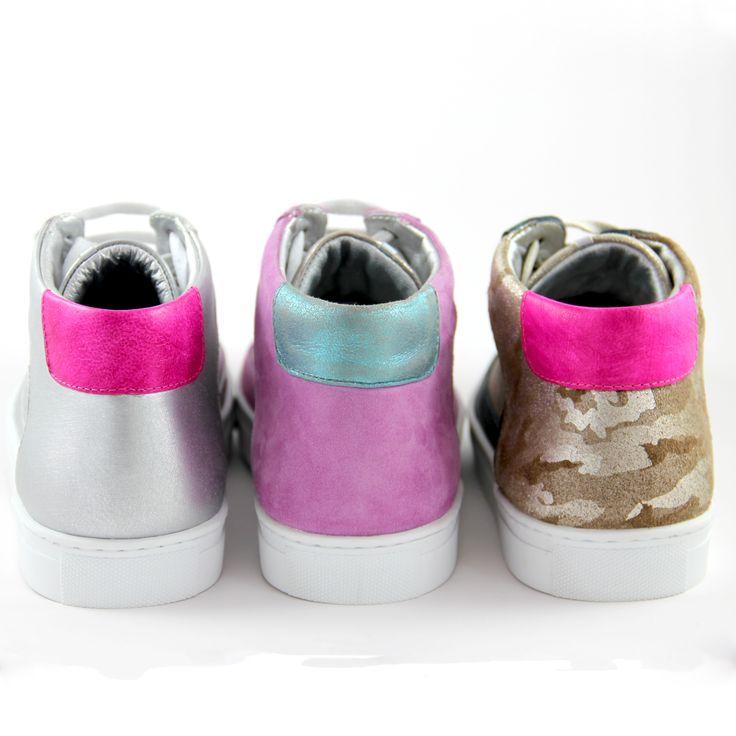 Rose Rankin Simmy Mid Top Sneakers  www.roserankin.com/shop