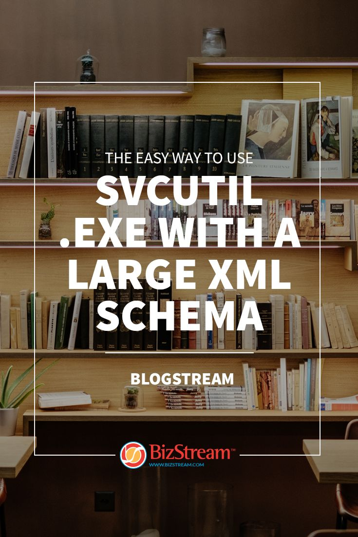 The Easy Way to Use SvcUtil.exe with a Large Xml Schema   BizStream - If you've ever used SvcUtil.exe to generate even a slightly complicated WCF Service, you know how annoying it is to gather up all your imported Xsd's and list them after the command. I have no idea why, but SvcUtil.exe is too stupid to be able to figure out relative links on your local filesystem. Take heart however, there are a few different ways to let SvcUtil know about your XML schema.