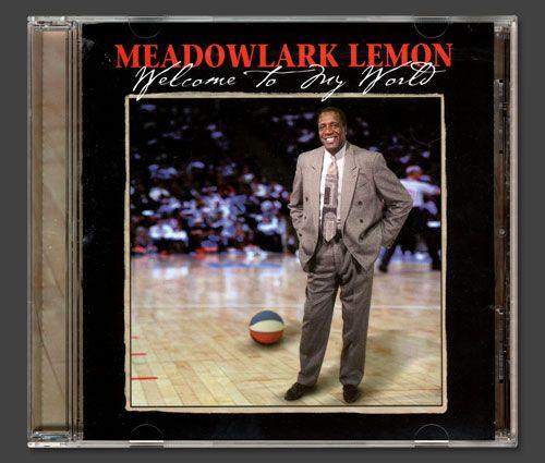 Meadowlark lemon Welcome to My World CD