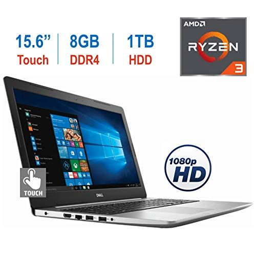 Dell Premium Inspiron 5575 15 6 Inch Touchscreen Fhd 1920 X 1080 Display Laptop Pc Amd Quad Core Ryzen 5 2500u Up To 3 6 Ghz Hdmi Maxxaudio Pro Bluetooth In 2020 Laptop Store Pc Laptop Laptop