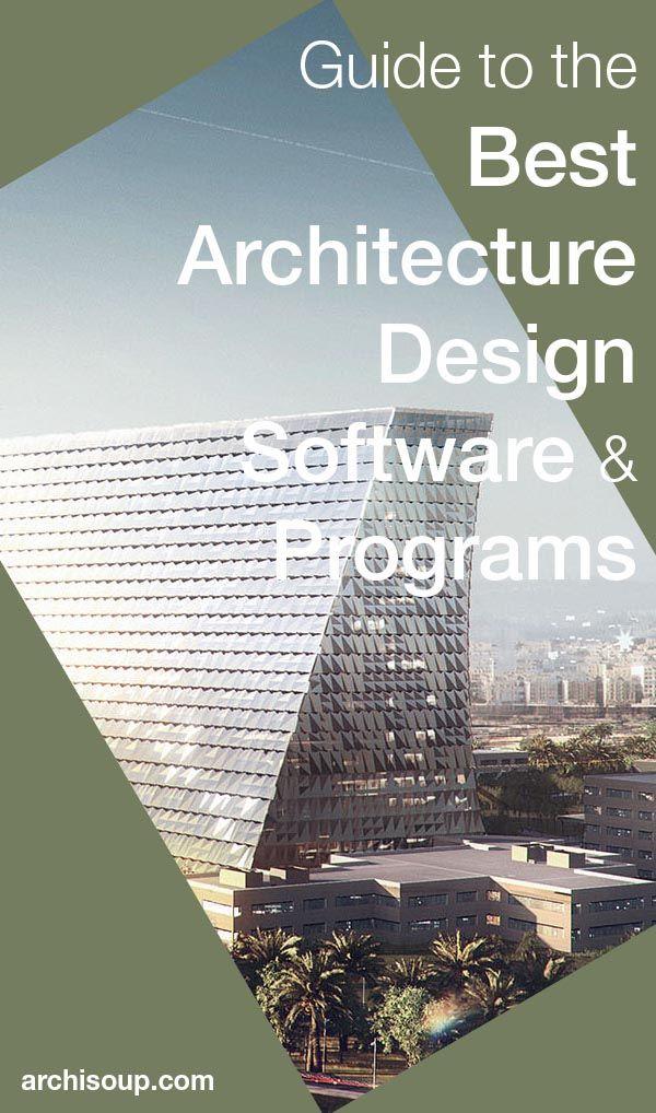 Architecture Software Program Guide Best Architecture Software Software Architecture Design Architecture Program