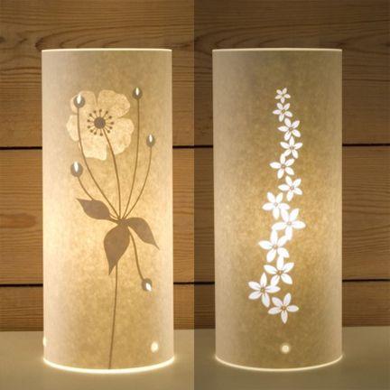 lampade  Lampade di carta  Pinterest