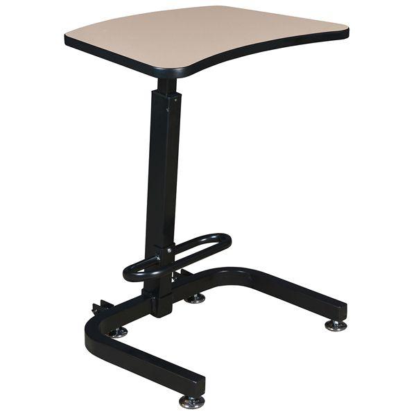 Brody Sit-Stand Desk - Regency   SCHOOLSin
