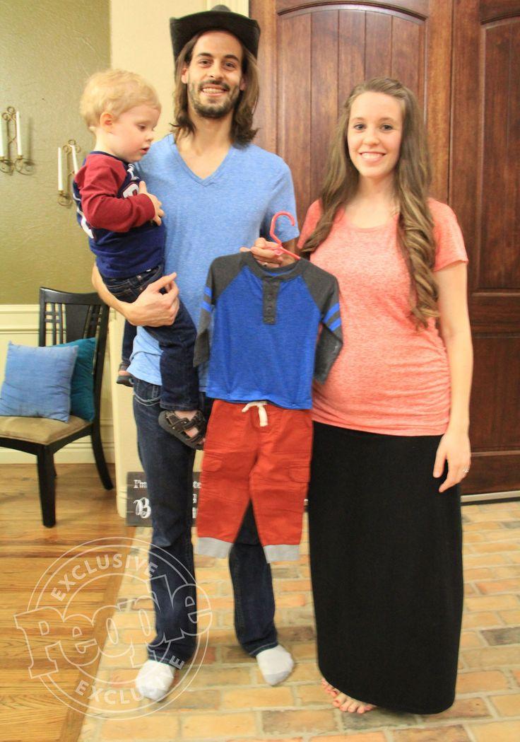 Jill (Duggar) Dillard Announces Gender of Second Baby: It's a Boy!