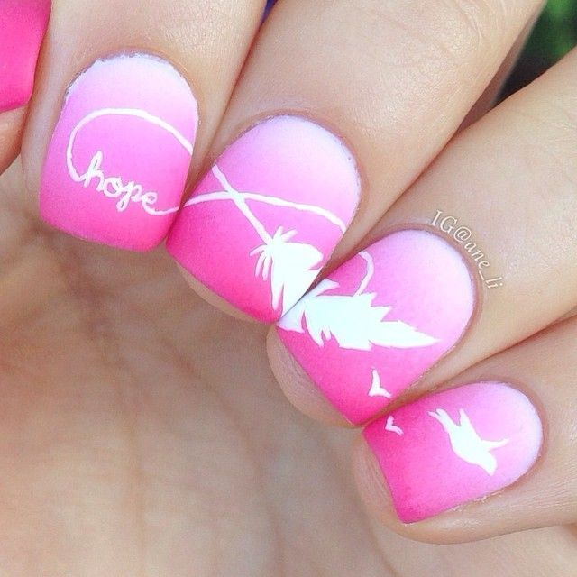 does anyone know how to do these pretty nail designs because i want someone to do it for me (i can't master the art of this lol) #cutenails