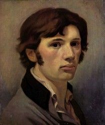 Philipp Otto  Runge Self-Portrait from 1804
