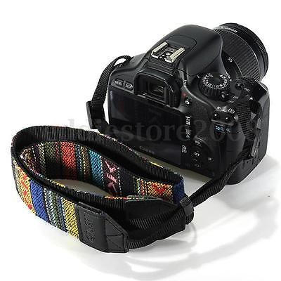 Vintage #camera shoulder neck #strap for slr dslr #nikon canon sony panasonic uk,  View more on the LINK: http://www.zeppy.io/product/gb/2/381607394794/