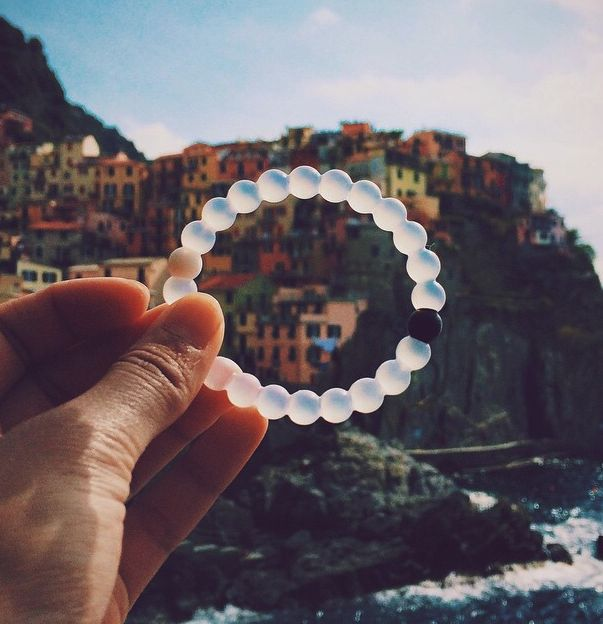 Sometimes we need to change up our point of view and turn it into a lokai view!