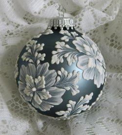 MUD design Ornament by Margot Clark