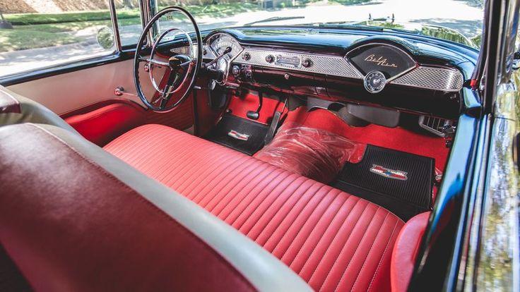 1955 Chevrolet Bel Air Convertible - 5